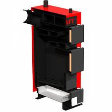 Твердотопливный котел Крафт 16 кВт серия Е new с автоматикой (водяной колосник), фото 2