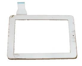 Сенсор (Тачскрин) для планшета Texet TM-7043XD (Белый)