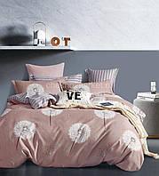 Півтораспальний постільний комплект -   Три одуванчика