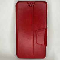 Чехол-книжка универсальный (красный)
