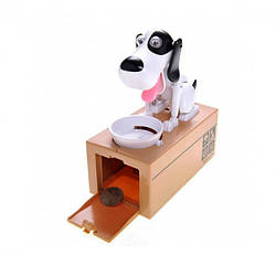 Інтерактивна Собака-скарбничка My Dog Piggy Bank - Біла
