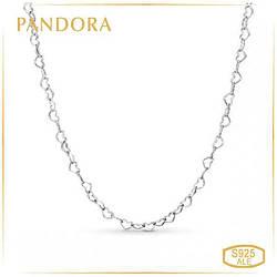 Пандора Колье Единение сердец Pandora 397961-60