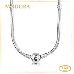 Пандора Колье из серебра Pandora 590703HV