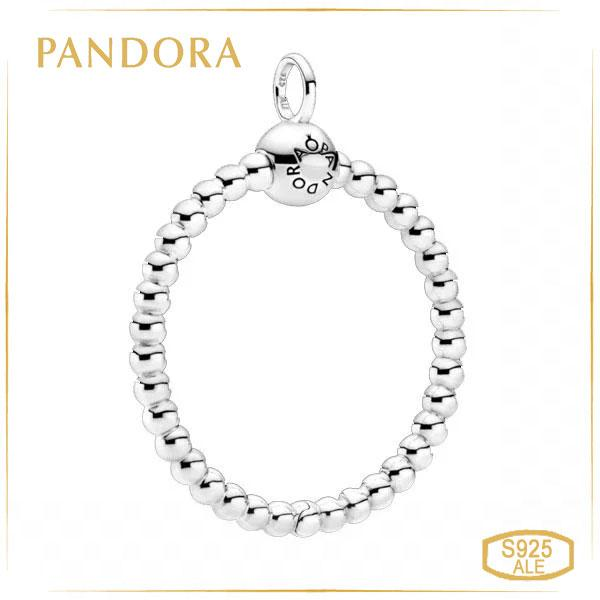 "Пандора Кулон Moments ""Pandora O сферы"" Маленький 399106C00"