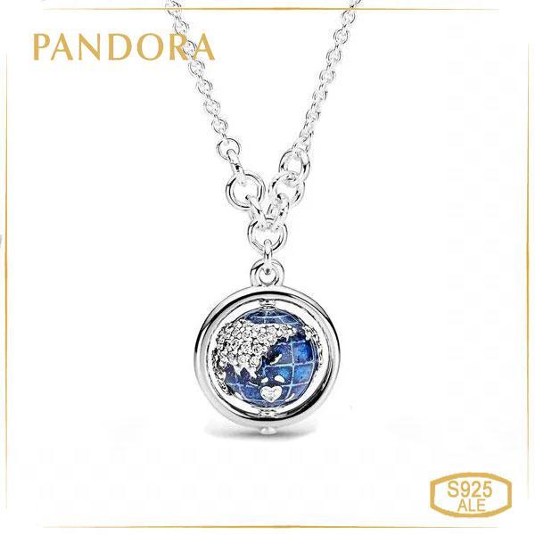 Пандора Колье Глобус Pandora 399235C01