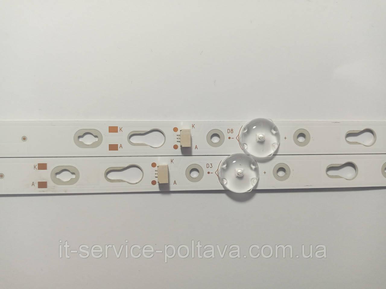 LED підсвітка  TCL32D05-ZC22AG-17E (303TC320040E)