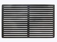 Чугунная решетка для гриля 320x520мм