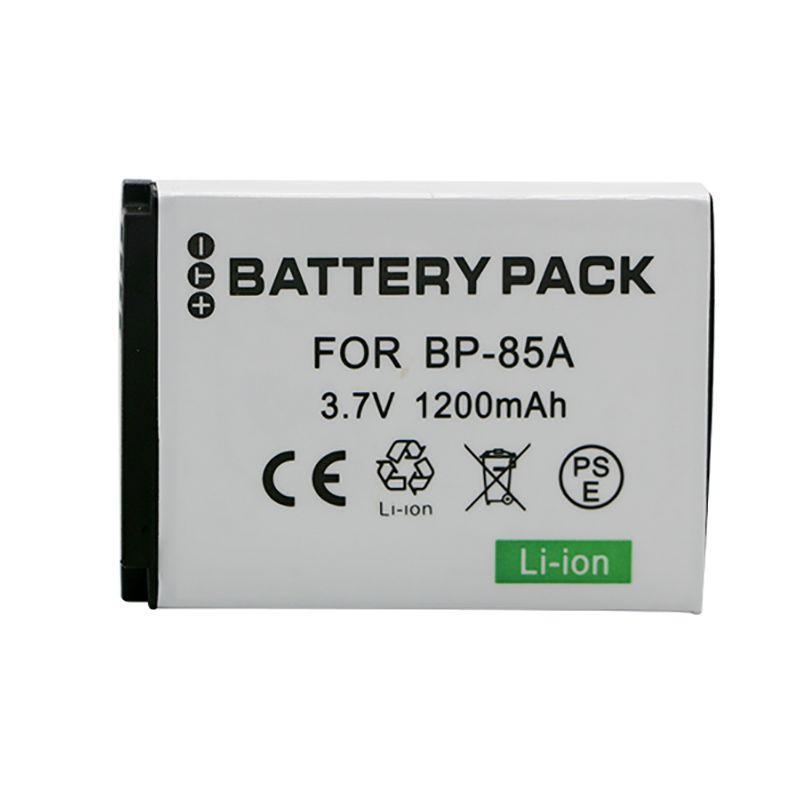 Акумулятор для фотоапарата Samsung IA-BP85A / BP85A (1200 mAh)