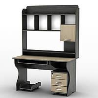 Компьютерный стол с надстройкой Тиса СУ-10 (1300*680*1880Н)