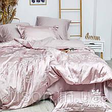 Комплект  постельного белья сатин жаккард Тиара семейный размер 2026