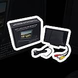 """Монитор для камеры заднего вида DS-5 Видеорегистратор Цветной автомобильный экран 5"""" с 2 видеовыходами, фото 2"""
