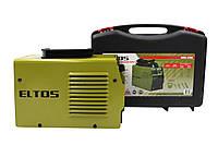 Інверторний зварювальний апарат Eltos ІСА MMA-340К, фото 1