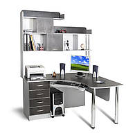 Угловой компьютерный стол Тиса СК-13 (1500*1400*2060Н)
