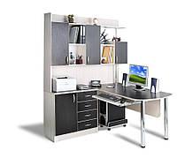 Угловой компьютерный стол Тиса СК-15 (1610*1400*2010Н)