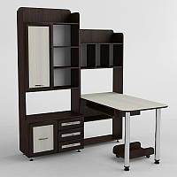 Угловой компьютерный стол Тиса СК-217 (1535*1300*1980Н)