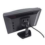 """Монитор для камеры заднего вида DS-5 Видеорегистратор Цветной автомобильный экран 5"""" с 2 видеовыходами, фото 8"""