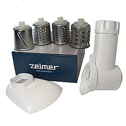 Насадка-овочерізка для м'ясорубки Zelmer 986.7000 (489.0700) 11002232