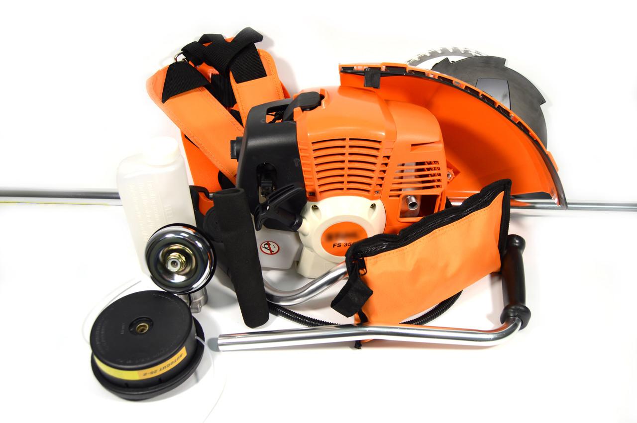 Мотокоса бензинова ФС 350 покращена ( Коса моторизована ФС 350) 3,5 кВт/4,8 л. з/ 9000 об