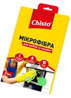 "Салфетка из микрофибры ""Для мебели и техники"" Chisto (1шт.)"