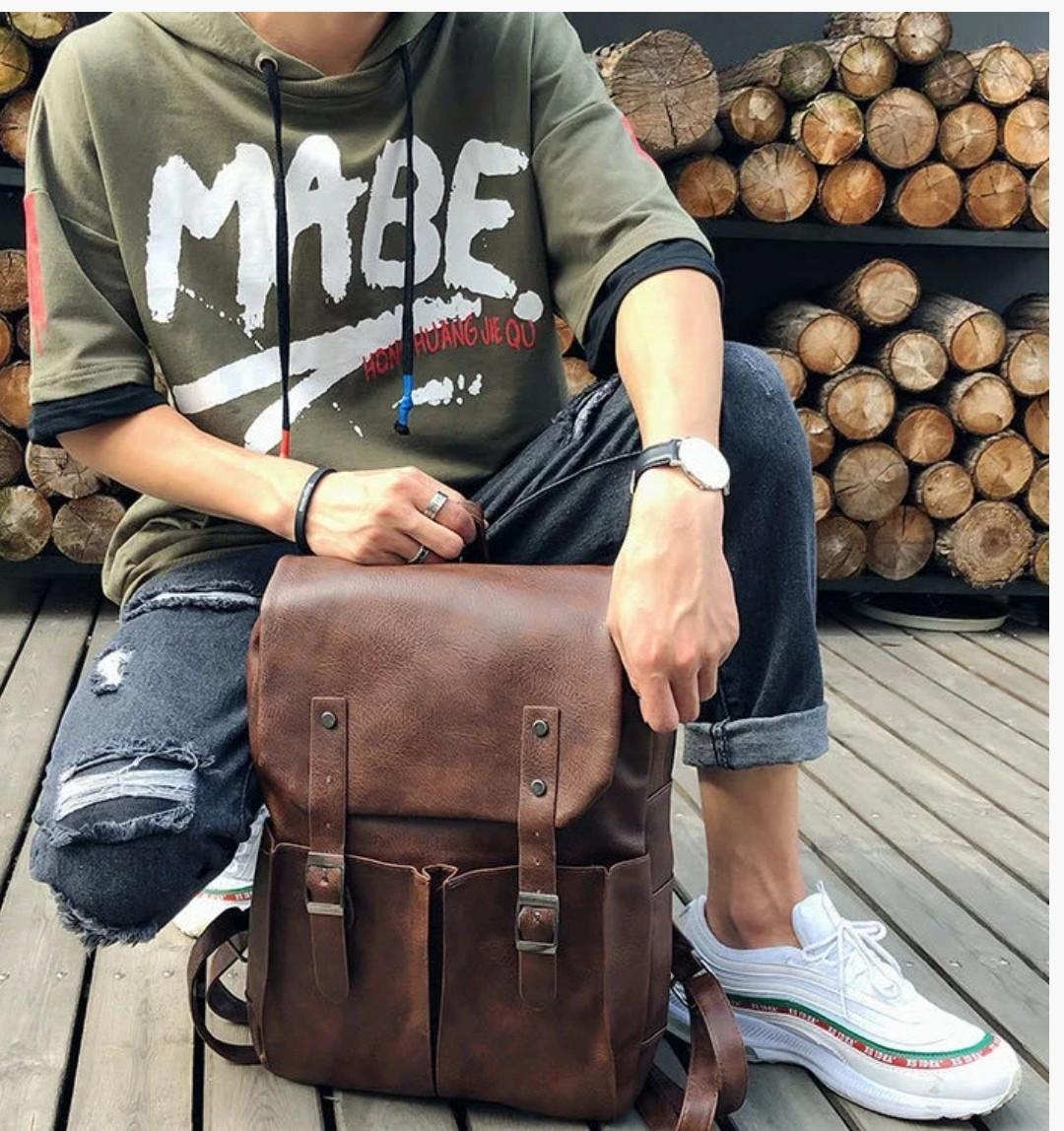 Мужские рюкзаки молодежные