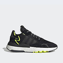 Кроссовки Adidas Nite Jogger Solar Yellow EG7409