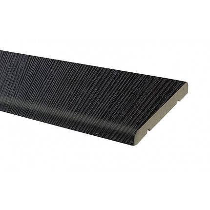 Наличник прямий МДФ 70х2200мм Cortex Line комлект (2.5 шт), фото 2