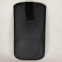 Чехол сумочка универсальный (черный)