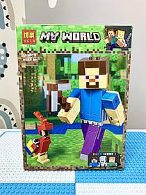 Конструктор Майнкрафт 11166 Minecraft