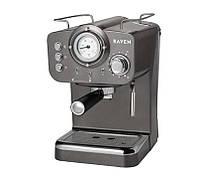 Кофеварка RAVEN EER001G рожковая эспрессо