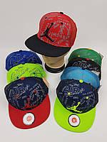 Дитячі кепки реперки Air Jordan оптом для хлопців, р.52, фото 1
