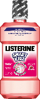 Детский ополаскиватель для полости рта Listerine Smart Kidz Beere от 6 лет, 500 мл.