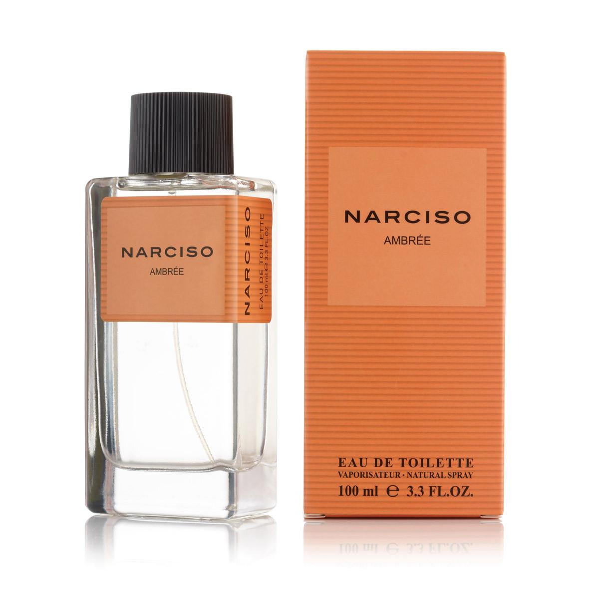 100 мл туалетная вода Narciso Rodriguez Narciso Ambree - Ж (new)