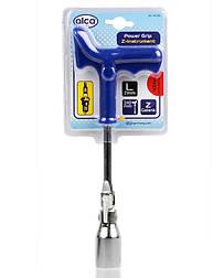 Ключ свічний 21 мм посилення Alca AL 421 210