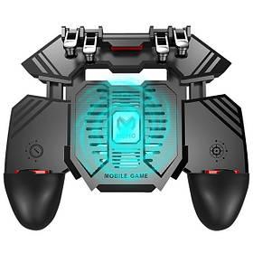 Безпровідний геймпад-тригер для смартфонів 1200 mAh Sandy Union PUBG Mobile AK77 КОД: 053