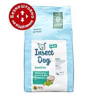 InsectDog Sensitive Adult корм для чувствительного пищеварения с протеинами насекомых и рисом для собак 10кг