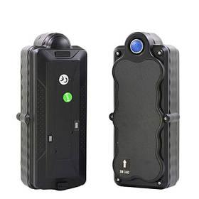 GPS трекер автомобильный с магнитом Vjoycar TK05SE с большим аккумулятором 5000 мАч  КОД: 100093
