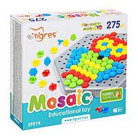 """Мозаїка Тигрес """"Метелик"""" 275 елементів, 3+"""