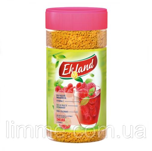 Чай розчинний гранульований Ekland з малиною 350 р.