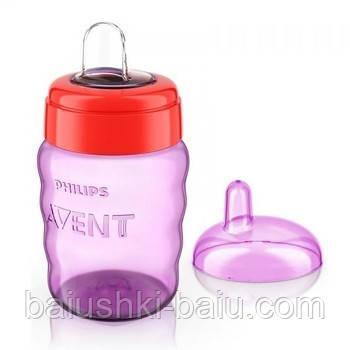 Чашка с мягким носиком Philips AVENT 260 мл