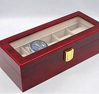 Шкатулка для часов Craft 5WB.RED деревянная
