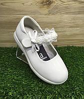 Детские лаковые туфельки для девочки Apawwa 29 р - 18 см 31 р - 19 см