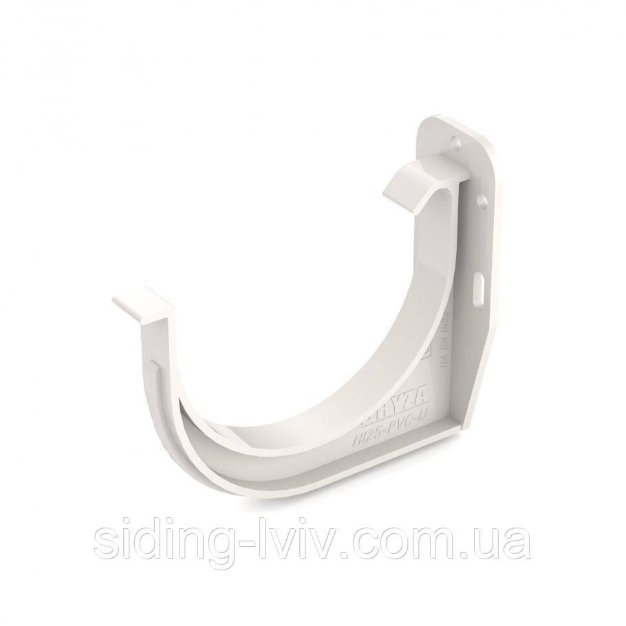 Держатель желоба металлический прямой Бриза 75/63 мм (Bryza)