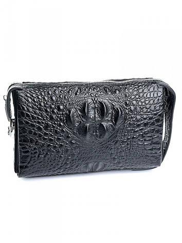 Чоловіча сумка 17622 черная, фото 2