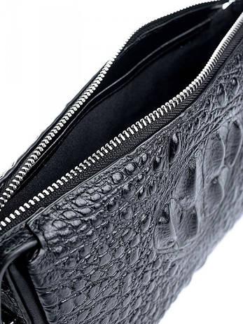 Мужская сумка 17622 черная, фото 2