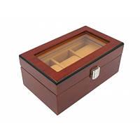 Шкатулка для часов Craft деревянная 3WB.BR.X