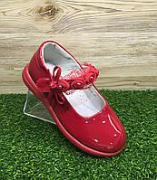 Детские лаковые туфельки для девочек Apawwa