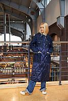 Стильне жіноче пальто в 3х кольорах ПВ-150