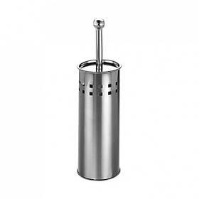 Туалетний набір ARTEX металевий хромований 10 х 38 см КОД: AR96060