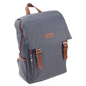 Рюкзак для ноутбука Rovicky NB0985-4498 Gray КОД: NB0985-4498 Gray