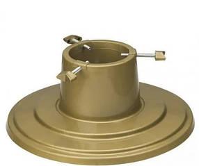 Стійка для ялинки Iuzva Золотиста КОД: 605605